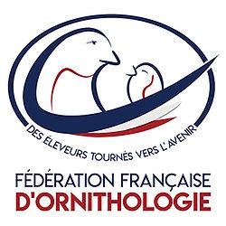 LOGO Fédération Francaise d'Ornithologie