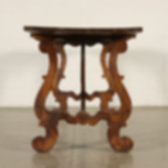 Trestle Tuscan Table