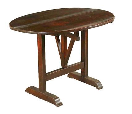 Tuscan Tilt-Top Table circa 1720