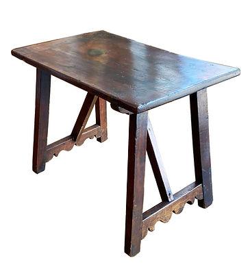 Italian Walnut Occasional table - Circa