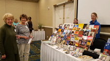 Vendors at the Catholic Women's Conference
