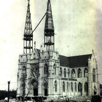 Construction of the Spires