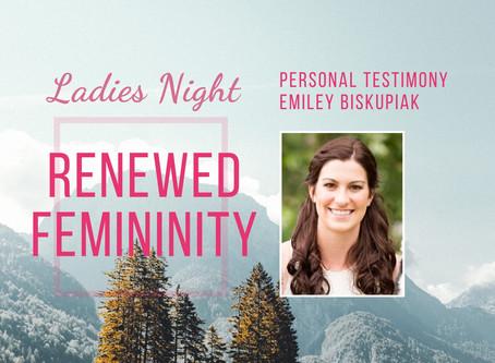 Renewed Femininity