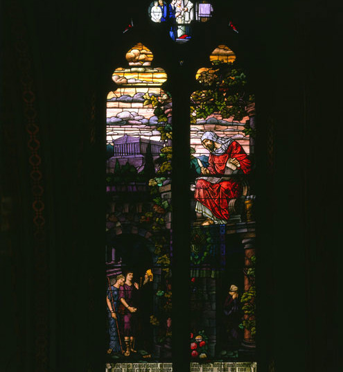 St Paul Writes on Marriage