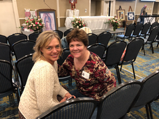 Steering Commitee Members at the Catholic Women's Conference