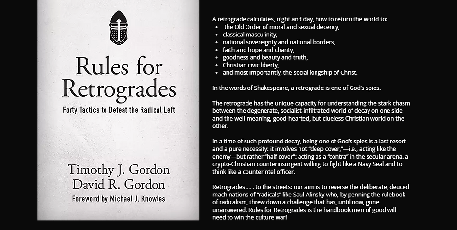 (NEW!) Live Rules for Retrogrades Class