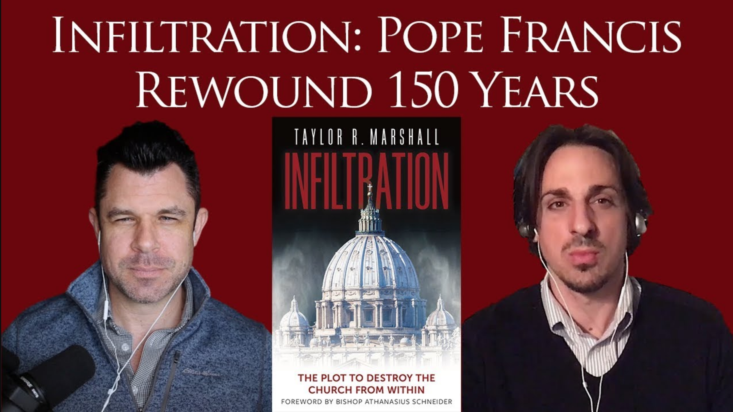 Taylor Marshall Infiltration