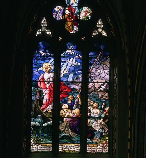 Christ Stills the Tempest 17