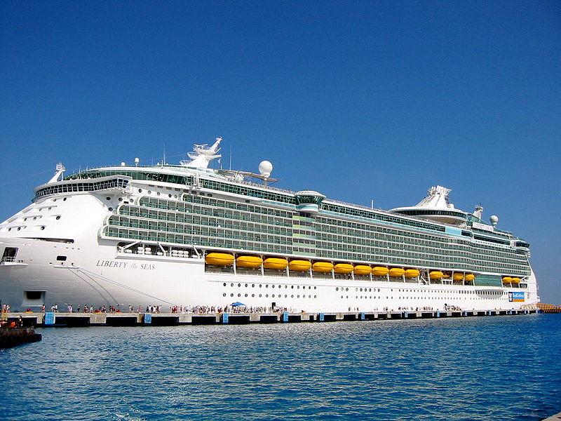 Royal Caribbean Ship: Liberty of the Seas: Cozumel