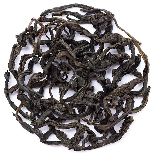 2019 Charcoal Roasted Wild Oolong