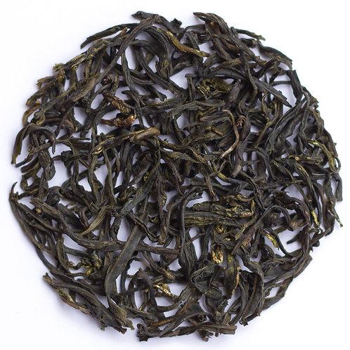 Pan Fried Wild Green Tea