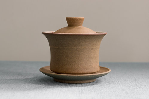 Rust'ic Speckled Handcrafted Gaiwan