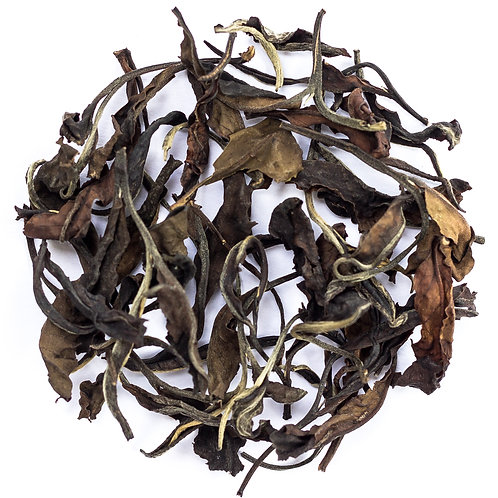 2019 Monsoon Wild White Tea