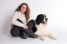 Die mobile Hundeschule im Hessischen Kegelspiel, DAXHUN.DE, Sabine Dax, Figo, Landseer