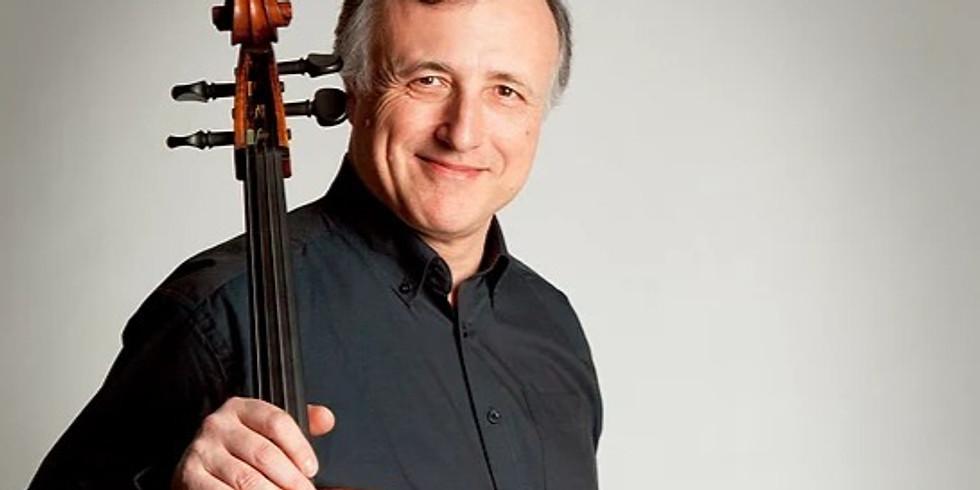 Raphael Wallfisch - Cello Masterclass