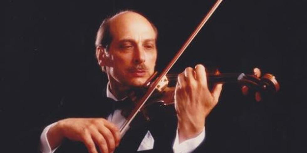 Albert Markov - Violin Masterclass