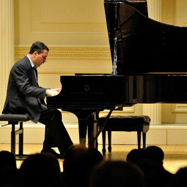 Michael Bulychev-Okser - Interview on Classical Radio - New York