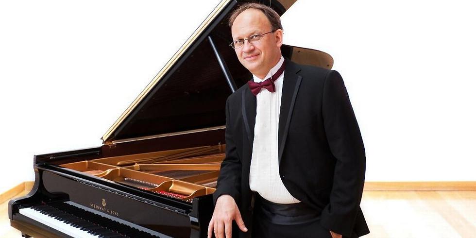 Graham Scott - Piano Masterclass