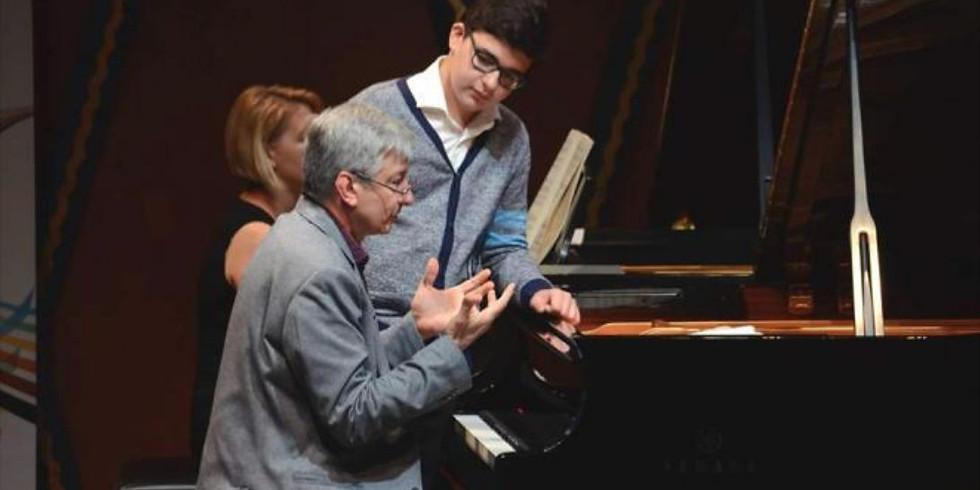 Vladimir Ovchinnikov - Piano Masterclass