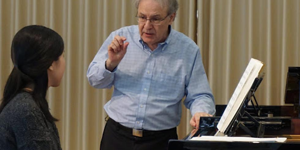 Grigory Gruzman - Piano Masterclass