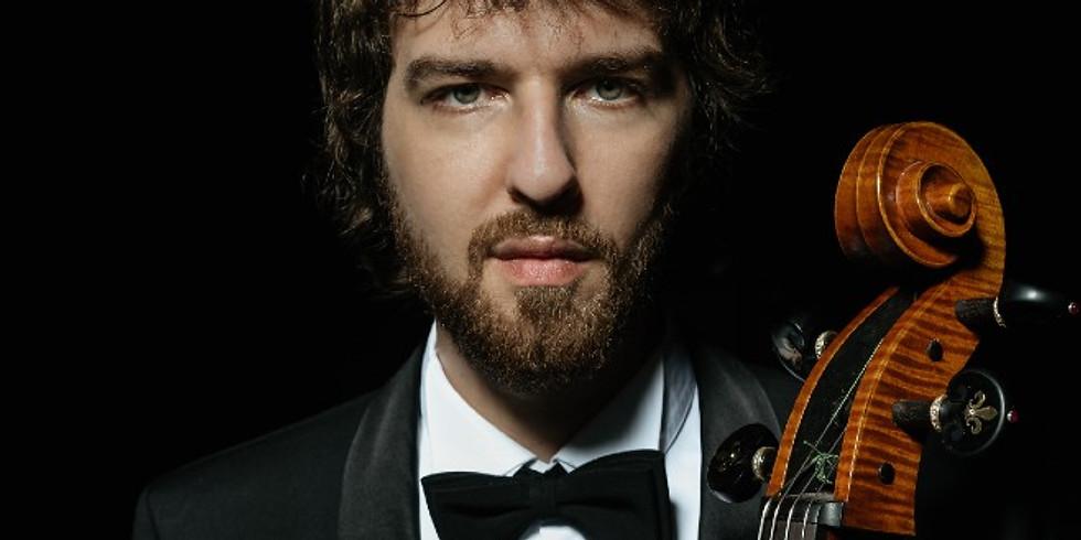 Alexander Ramm - Cello Masterclass