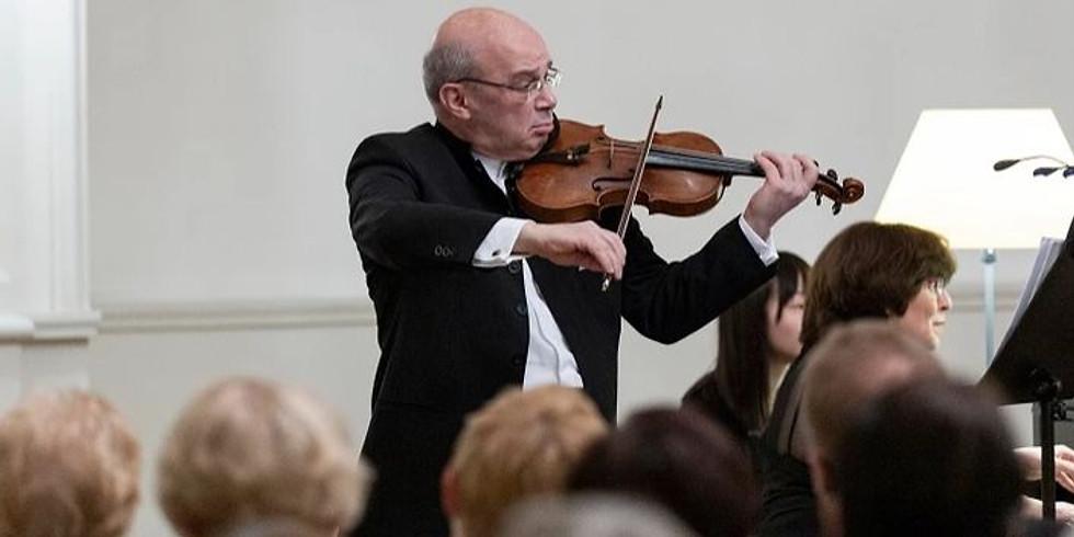 Michael Vaiman - Violin Masterclass