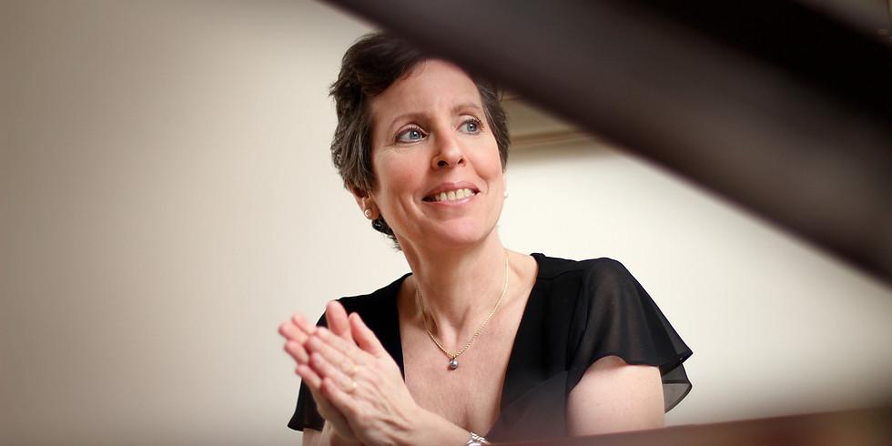Allison Brewster Franzetti - Piano Masterclass