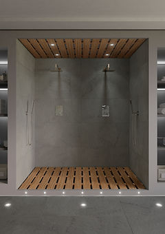 High end and bespoke showers