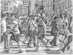 The Manhattan Rush