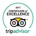 Aloha Hawaii Tours TripAdvisor Certificate of Excellence 2017