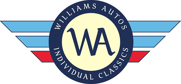 Willliams Autos logo for  numberplate.JP