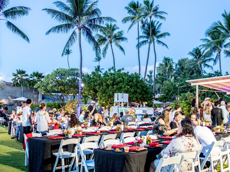 Wanderlustyle Blog at Diamond Head Luau