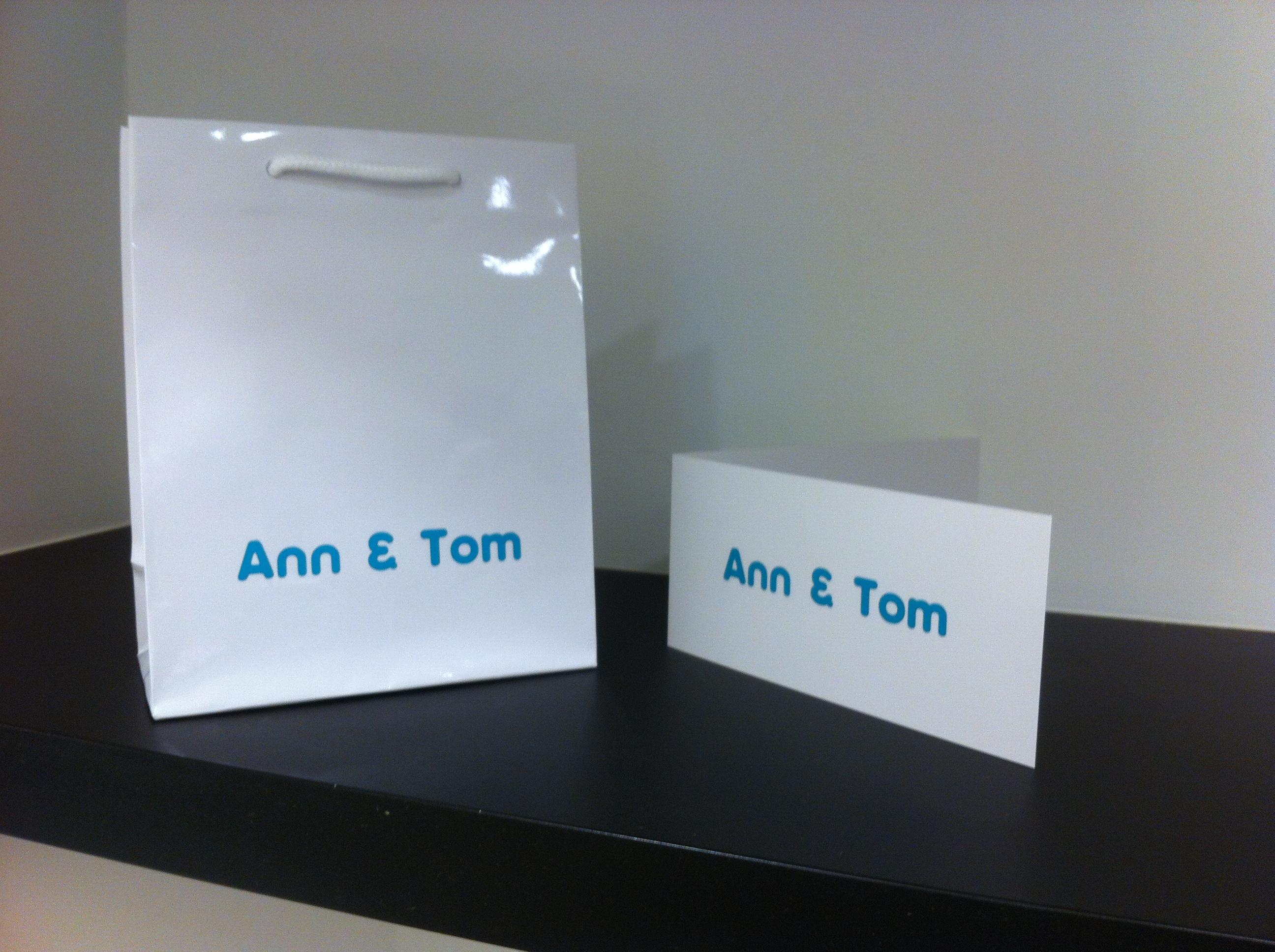 Ann & Tom