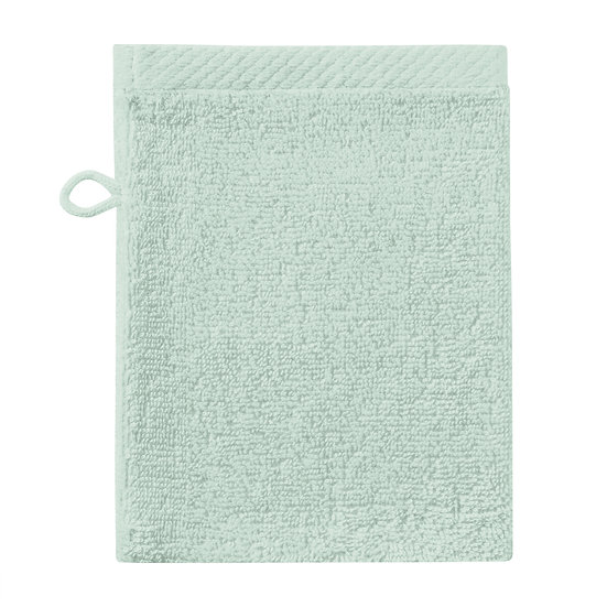 Washand pure mint (incl initialen)