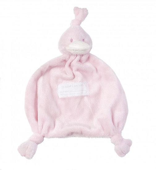 Duck tuttle pink (incl naam)