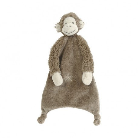 Tuttle monkey Mickey clay (incl naam)