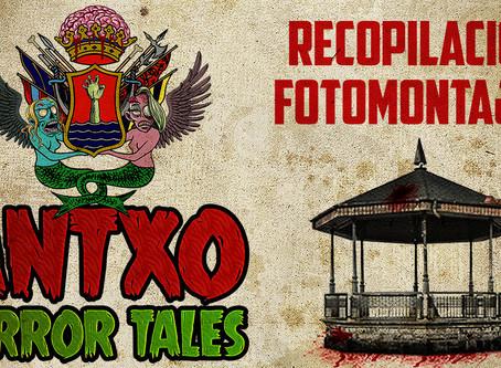 Vídeo recopilación de foto montajes realizados para Antxo Terror Tales