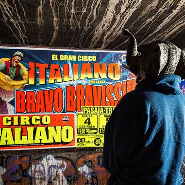 Gran circo Italiano