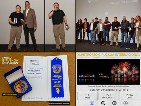 Trofeo Gipuzkoa Internacional (TGI) - Gala Clausura