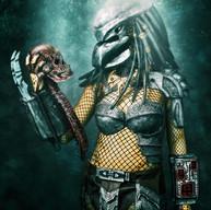 Cosplay Predator female