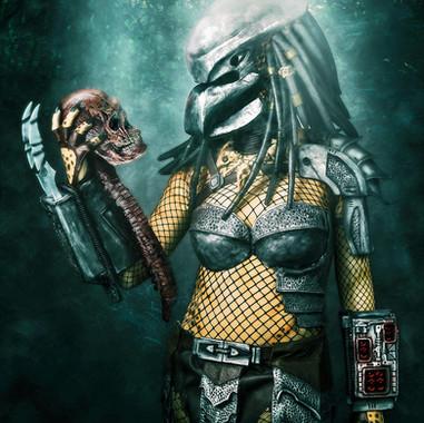 Woman Predator
