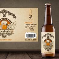 """Antxobeer """"The Original Marealta Beer"""" 2019"""