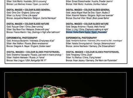 """Piscolabis"" medalla de bronce en el TRIERENBERG SUPER CIRCUIT"
