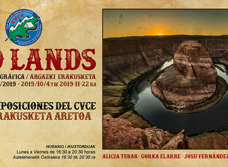 """Expo """"Red Lands"""""""