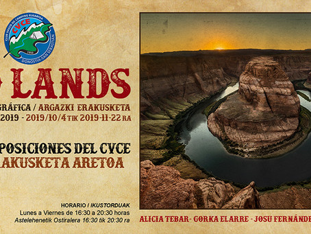 "Expo ""Red Lands"""