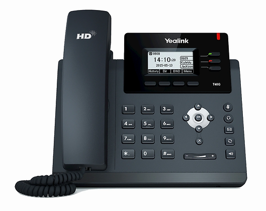 T40G - Cost-effective enterprise level phone