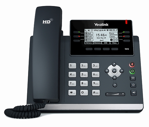 T41S - Business phone for superior communications