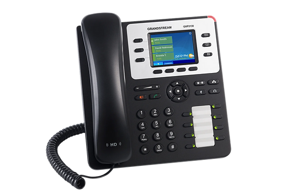 GXP2130 - High-End Deskphone with Bluetooth