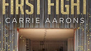 REVIEW: Love at First Fight by Carrie Aarons