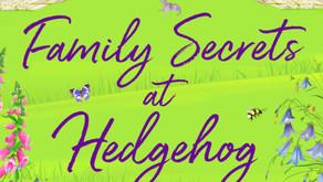 REVIEW: Family Secrets at Hedgehog Hollow by Jessica Redland